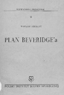 Plan Beveridge'a