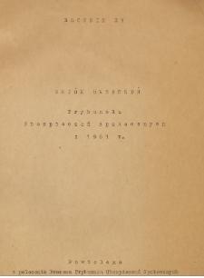 Zbiór orzeczeń Trybunału Ubezpieczeń Społecznych z 1961 r. R.15