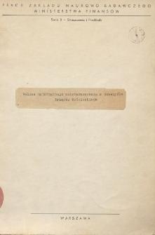 Bodźce materialnego zainteresowania w przemyśle Związku Radzieckiego