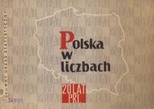 Polska w liczbach : 1944-1964