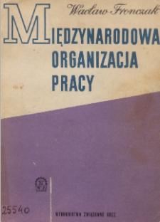 Międzynarodowa Organizacja Pracy