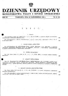Dziennik Urzędowy Ministerstwa Pracy i Opieki Społecznej : 1948, nr 15