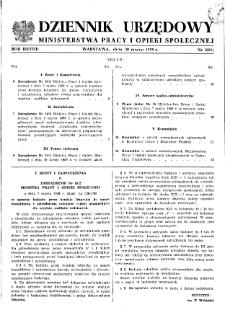 Dziennik Urzędowy Ministerstwa Pracy i Opieki Społecznej : 1959, nr 2