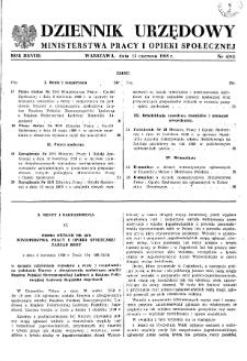 Dziennik Urzędowy Ministerstwa Pracy i Opieki Społecznej : 1959, nr 4