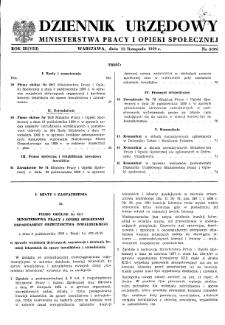 Dziennik Urzędowy Ministerstwa Pracy i Opieki Społecznej : 1959, nr 8