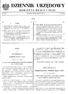 Dziennik Urzędowy Komitetu Pracy i Płac : 1963, nr 3