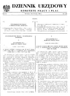 Dziennik Urzędowy Komitetu Pracy i Płac : 1966, nr 2