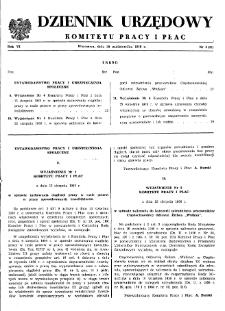 Dziennik Urzędowy Komitetu Pracy i Płac : 1966, nr 5