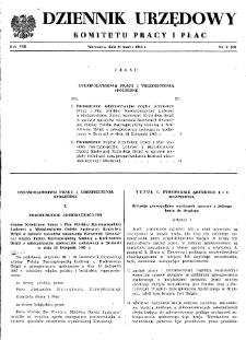 Dziennik Urzędowy Komitetu Pracy i Płac : 1968, nr 2