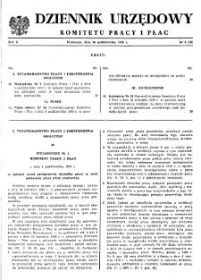 Dziennik Urzędowy Komitetu Pracy i Płac : 1970, nr 6