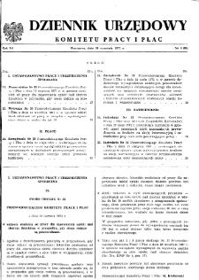 Dziennik Urzędowy Komitetu Pracy i Płac : 1971, nr 4
