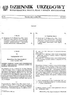 Dziennik Urzędowy Ministerstwa Pracy, Płac i Spraw Socjalnych : 1980, nr 9