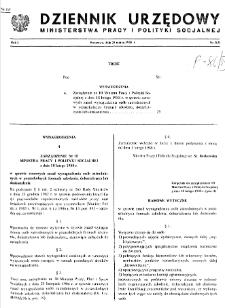 Dziennik Urzędowy Ministerstwa Pracy i Polityki Socjalnej : 1988, nr 2