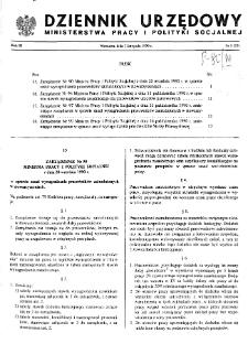 Dziennik Urzędowy Ministerstwa Pracy i Polityki Socjalnej : 1990, nr 5