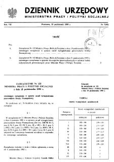 Dziennik Urzędowy Ministerstwa Pracy i Polityki Socjalnej : 1995, nr 7