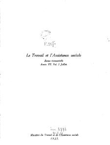 Praca i Opieka Społeczna : 1927, nr 2