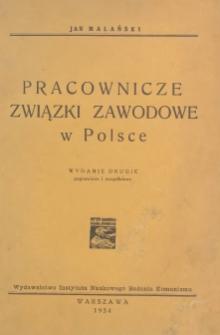 Pracownicze związki zawodowe w Polsce