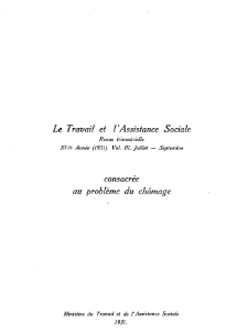 Praca i Opieka Społeczna : 1931, nr 3