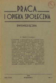 Praca i Opieka Społeczna : 1950, nr 3
