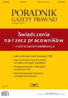 Poradnik Gazety Prawnej : 2015, nr 4