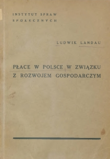Płace w Polsce w związku z rozwojem gospodarczym