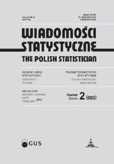 Wiadomości Statystyczne : 2019, nr 2