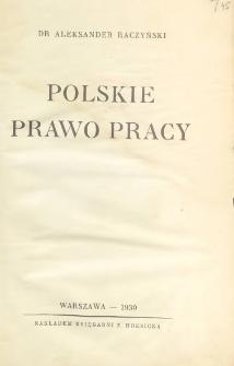Polskie prawo pracy