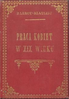 Praca kobiet w XIX wieku