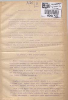 """Zbiorowy układ pracy pomiędzy Centralą Spółdzielni Wydawniczych i Księgarskich reprezentującą Spółdzielnię Wydawniczo-Oświatową """"Czytelnik"""", Robotniczą Spółdzielnię Wydawniczą """"Prasa"""", Spółdzielnię wydawnicze: """"Książka i Wiedza"""", """"Nasza Księgarnia"""", Światowid"""" i pozostałe spółdzielnie wydawniczo-księgarskie, Państwowymi Zakładami Wydawnictw Szkolnych, Państwowym Instytutem Wydawniczym, Państwowym Instytutem Wydawnictw Rolnych, Państwowym Wydawnictwem Muzycznym a Zarządem Głównym Związku Zawodowego Pracowników Spółdzielczych [...] z 18.02.1949 r. /"""