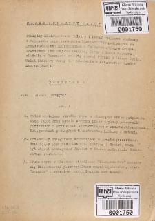 Układ zbiorowy pracy dla pracowników księgarstwa zawarty w dniu 9 lutego 1962 r.