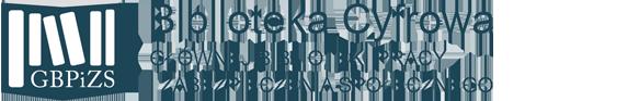 Główna Biblioteka Pracy i Zabezpieczenia Społecznego ul. Zabraniecka 8L 03-872 Warszawa